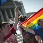 Allies diverge on whether Supreme Court should delay same-sex marriage ruling