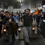 Sao Paulo metro strike cripples city until suspended, but fears loom ahead of ...