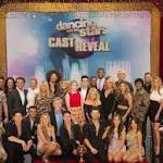 Grapevine: Cast of 'Dancing with the Stars' revealed