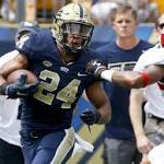 Pitt RB James Conner grateful as cancer goes into remission
