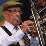 City's oldest musician, jazz trumpeter Lionel Ferbos dies at 103