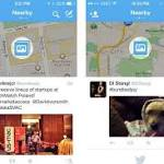 Twitter tinkers with 'Nearby' tweets; can it own local advertising?
