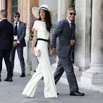 Amal Clooney Took George Clooney's Last Name: The Pros and Cons of ...