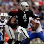 Raiders' rookies Carr, Mack fulfill promise