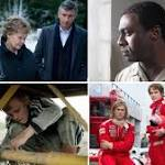 Bafta Awards: When is a film a British film?