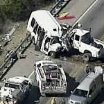 The Truck Driver In A Texas Crash That Killed 13 People Was Texting, A Witness Says