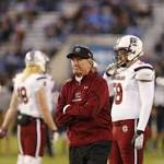 Coach Spurrier: South Carolina ready to end 2-game skid, finish strong in 2nd ...