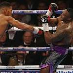 Anthony Joshua Reigns in Britain, Plus Other Lessons Learned from O2 Arena Card