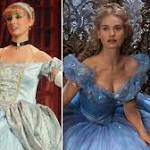 Branagh is having a ball with Cinderella