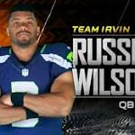 2016 Pro Bowl rosters set after 2-day draft, Russell Wilson goes No. 1