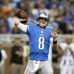 Lions' Stafford on the spot under new coach
