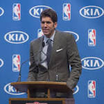 Bob Myers Promoted to Warriors' President of Basketball Operations