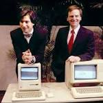 Dave Winer's first encounters with the Macintosh