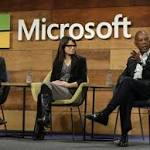 Microsoft shareholder meeting tackles racism, ageism
