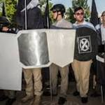 Charlottesville: man charged with murder was pictured at neo-Nazi rally