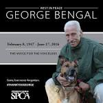 George Bengal, Pennsylvania SPCA Director of Humane Law Enforcement, Loses his Life to Cancer at 69