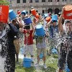 Ice Bucket Challenge nets millions for ALS charity