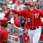 Nationals' outfielder Bryce Harper's consistent approach producing results