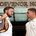 Third time's the charm for Lee, Saunders