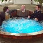 'Hot Tub 2' is all wet