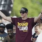 AP Source: Mozgov agrees with Lakers for 4 years, $64 mill