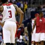 In Game 4 Loss, Wizards Guard Bradley Beal Raises His Game