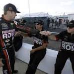 NASCAR teams must walk a fine line when helping teammates on the track