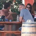 George Clooney and Amal Alamuddin Vacation in Mexico With Pals Cindy ...
