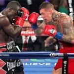 Gabriel Rosado outpunches Joshua Clottey for unanimous decision win