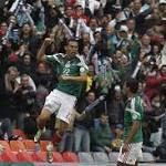 Mexico beats New Zealand 5-1 in first-leg playoff