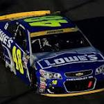Jimmie Johnson earns shot at record-tying title with Martinsville win