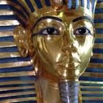 Tutankhamun's beard glued back on, say Egyptian museum conservators