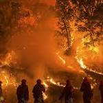 Climate change 'a part of' costliest US fire season