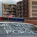 Witnesses: No security-camera videos show blast