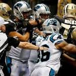 Panthers pound the Saints 41-10 in 'embarrassing' performance