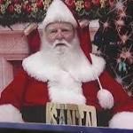 Santa sightings galore in New Bern Saturday