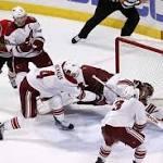 NHL roundup: Coyotes take Blackhawks in shootout