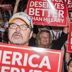 Hillary Clinton Hatred Remains Unifying Theme of Third GOP Convention Night