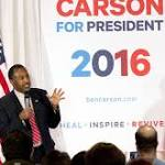 Carson's 'anything but last' aspirations