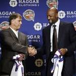 Alonzo Mourning, Gary Williams lead Hall of Fame class
