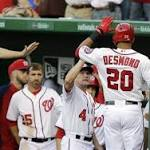 Nationals 3, Mets 2: Steve Lombardozzi finishes off ninth-inning rally with ...