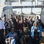 Obama, others reflect on race, progress at Selma commemoration