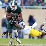 Running game will be challenge against Michigan
