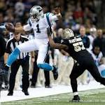 New Orleans Saints humiliated at home by Carolina Panthers, 41-10