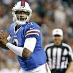 Bills rookie QB Manuel to start against Patriots