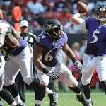 Team Grades: Ravens Rebound By Trouncing Tampa Bay Bucs