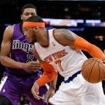 NBA All-Star Game 2014: Carmelo Anthony is not at fault for Knicks' struggles