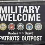 Military honored at The Players Championship
