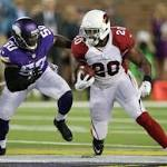 Brown shines in Cardinals' loss to Vikings