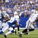 Pryor's feet had Colts' defense on run